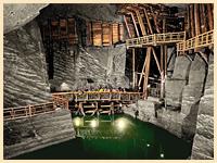 wieliczka salt mine tour foto